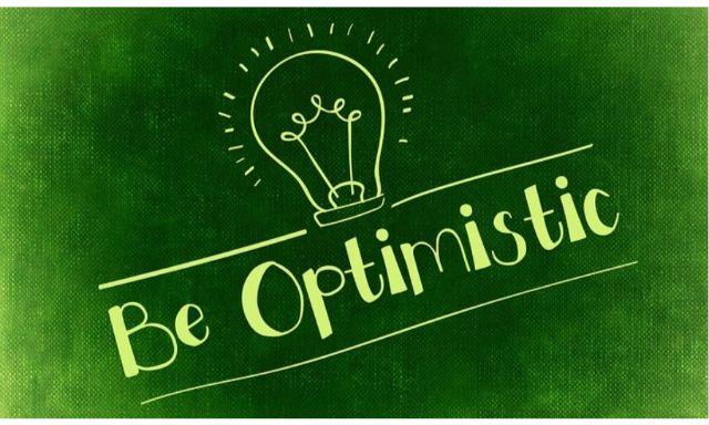 楽観脳であれ!